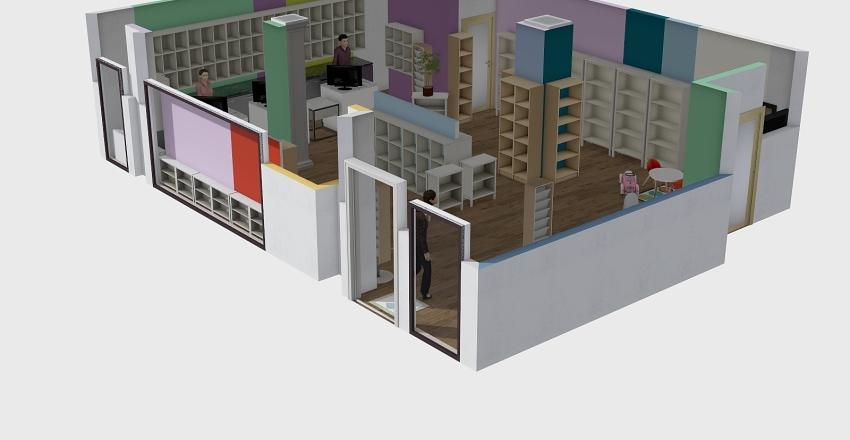 Fcia Lemos  Interior Design Render