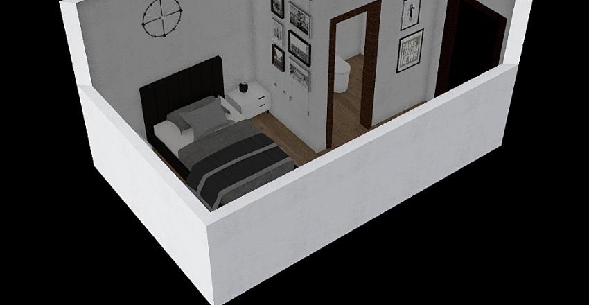 س Interior Design Render