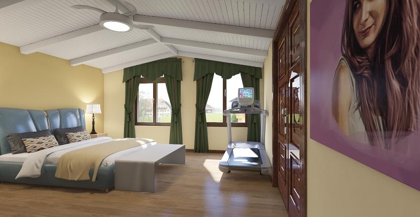 Donna Onley Design Home Interior Design Render
