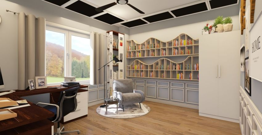 mr. s Interior Design Render