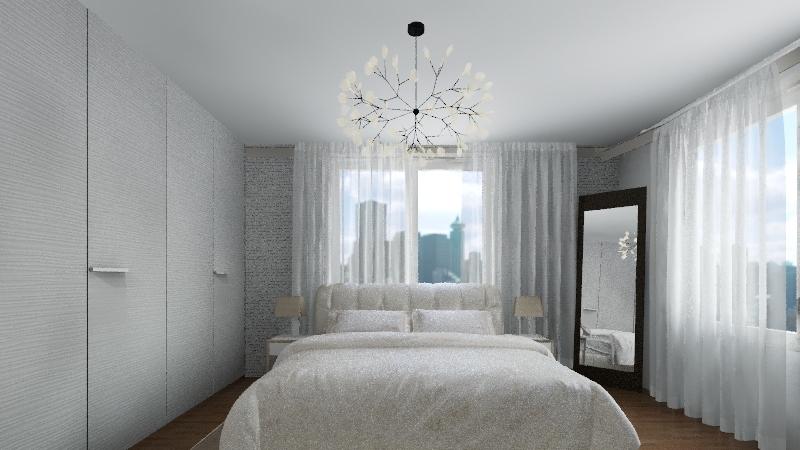 Period Project Interior Design Render