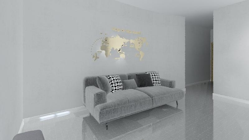 Ευβοιας new Interior Design Render