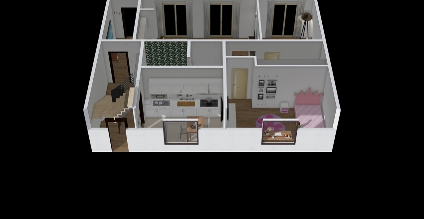 Projekt_08_01_2020_1 Interior Design Render