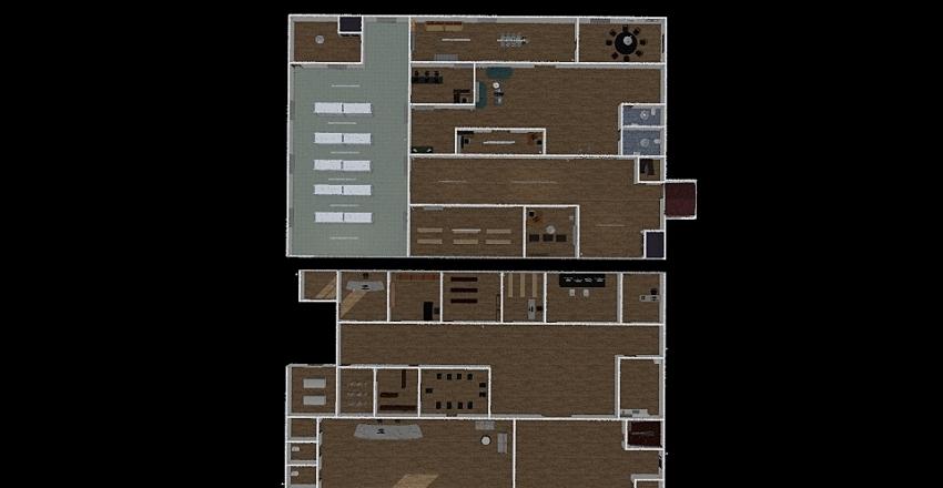 Latest level 1&2 Interior Design Render