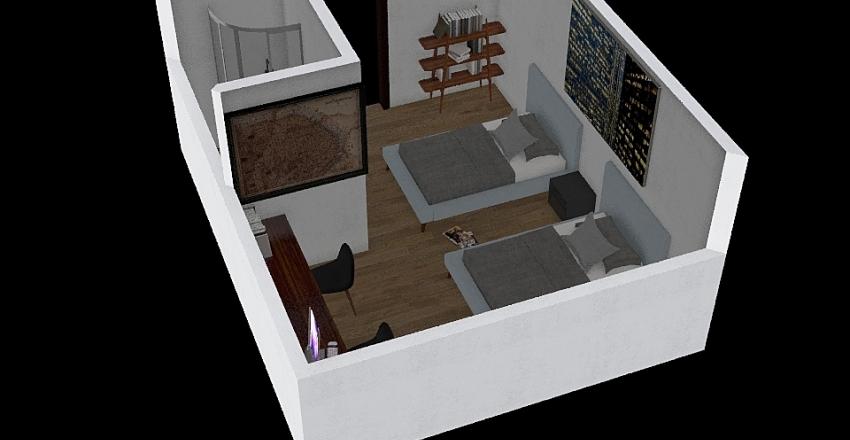 ل Interior Design Render