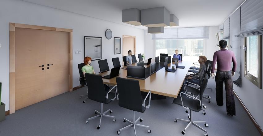 Piccola sala CDA V3 Interior Design Render