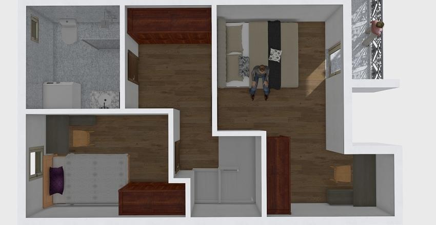 PAZOVA ST 24. Interior Design Render