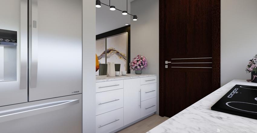 SÁFARI APARTMENTS Interior Design Render