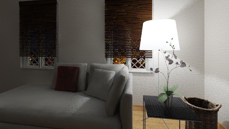 zamiria House Interior Design Render