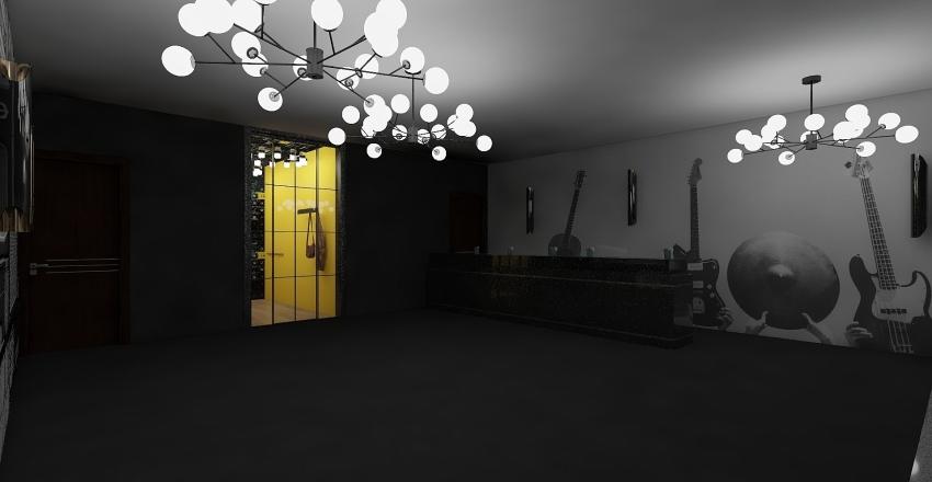 sala2underground Interior Design Render