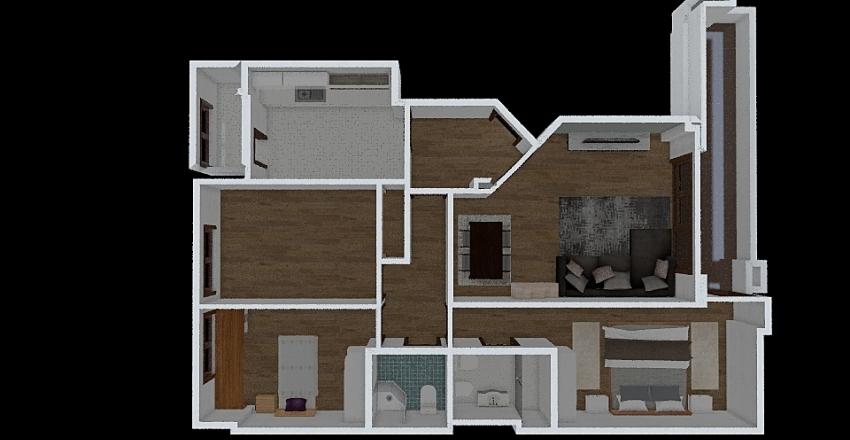 casa_amore Interior Design Render
