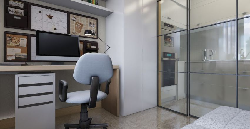 кв АС вар 3.02  Interior Design Render