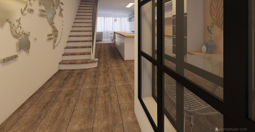 𝕀ℕ𝕊ℙ𝕀ℝ𝔸ℂ𝔸𝕆 𝕀ℝ𝕄𝔸𝕆𝕊 𝔸 𝕆𝔹ℝ𝔸 Interior Design Render