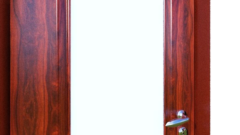 KIT Terreno 5x25  Interior Design Render