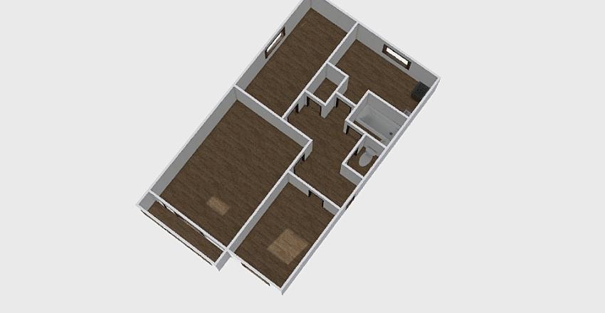 Комнаты_002 Interior Design Render