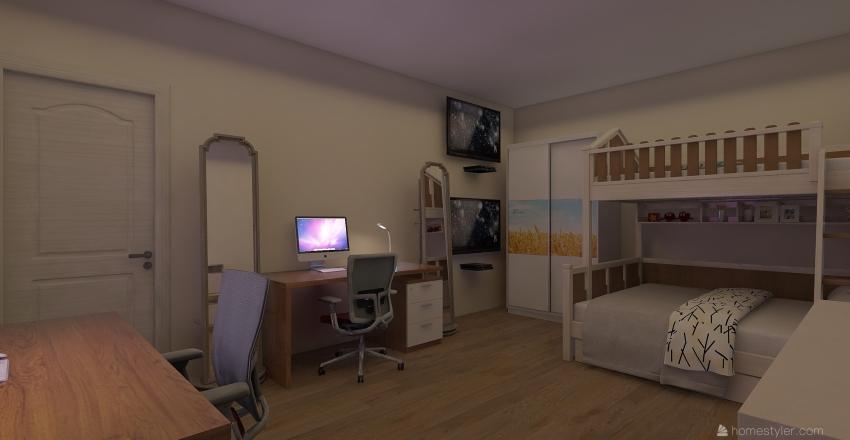 Loved Design by Me!! Interior Design Render