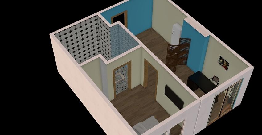 edwin 1 Interior Design Render