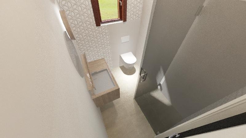 KOSEC KLARIC KOPALNICA Interior Design Render