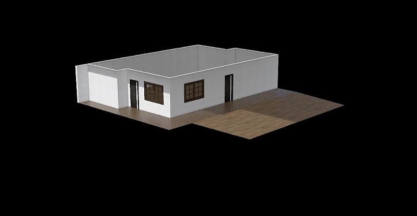 piso1 Interior Design Render