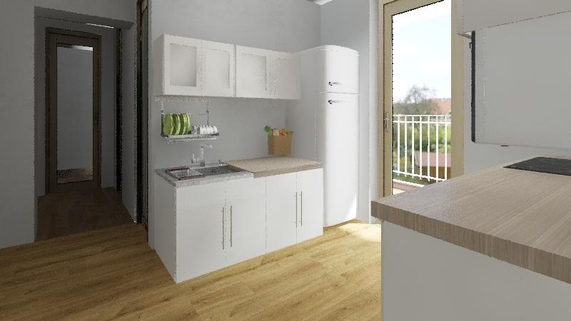 Hanka Interior Design Render