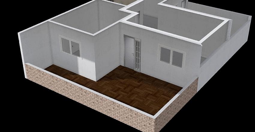 Shirley Ferriol - Caaguazu Interior Design Render