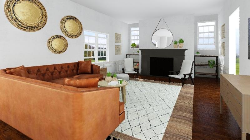 ESady Interior Design Render