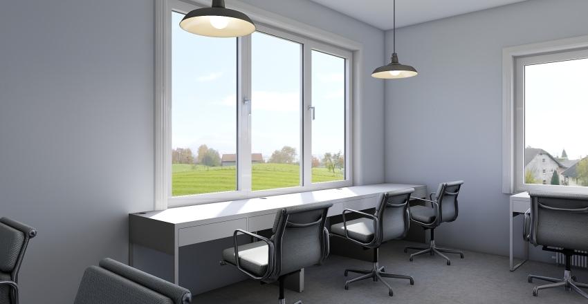 kamińskiego Interior Design Render