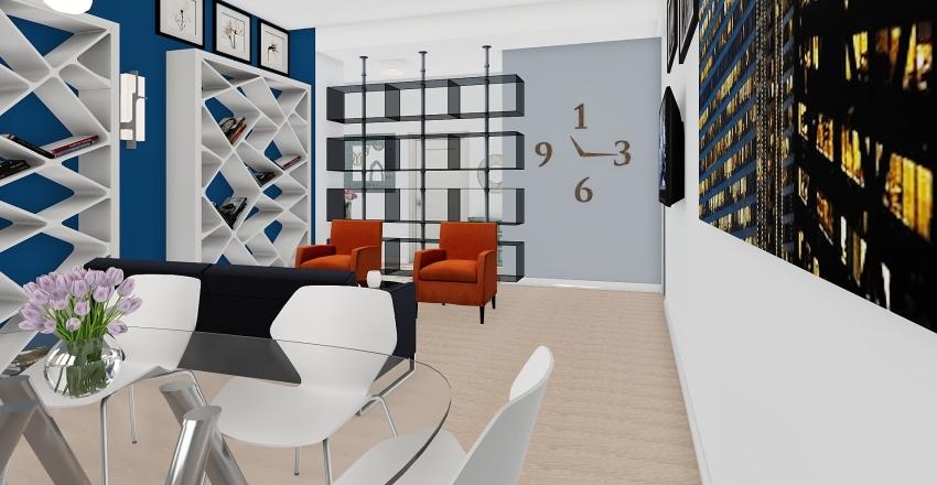 VALLAURI_3 Interior Design Render