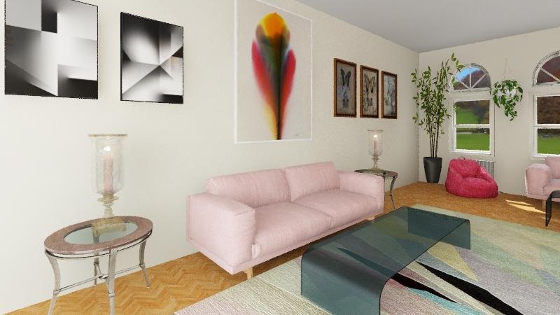 By Aida J. Interior Design Render