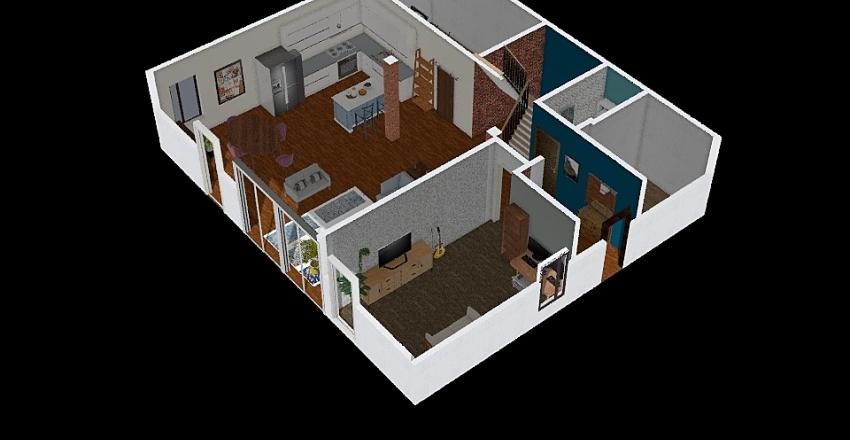 dreamhouse Interior Design Render