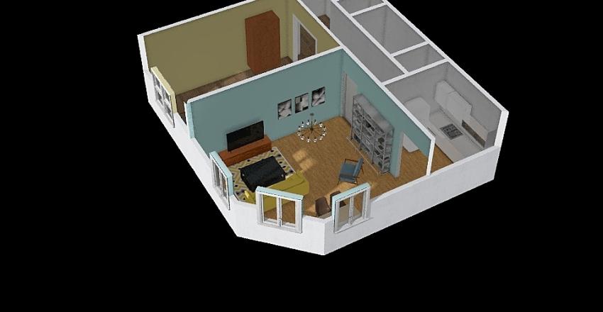 39-10 Interior Design Render