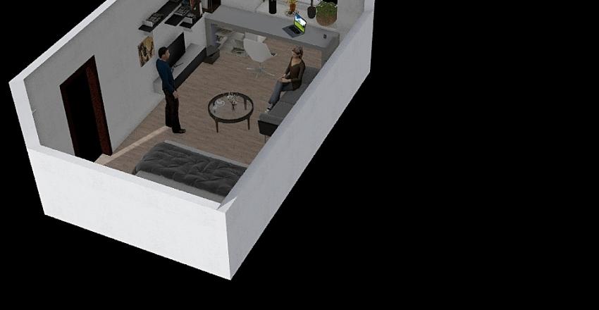 вв Interior Design Render