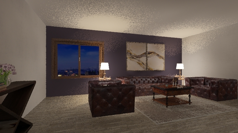 Avery Jackson Interior Design Render
