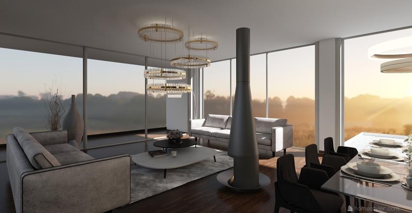 Home 2019 Interior Design Render