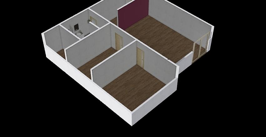 clasic home Interior Design Render