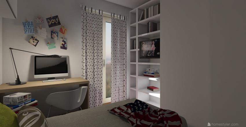 corigliano 2 Interior Design Render