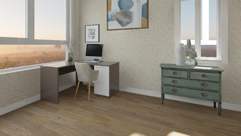 FACS- Bedroom-Kizzie Interior Design Render