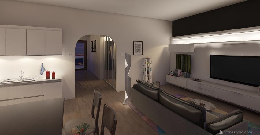 VediamoBis Interior Design Render