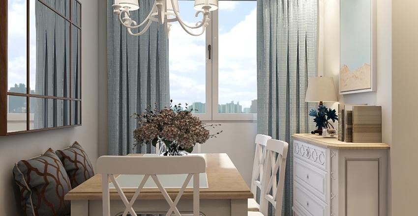 CASA | JENNYFER | Interior Design Render
