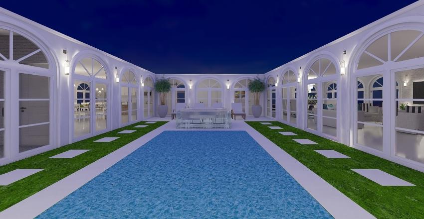 AÑO NUEVO 2020 Interior Design Render
