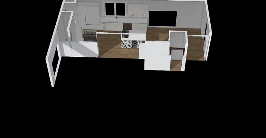 NENA KITCHEN Interior Design Render