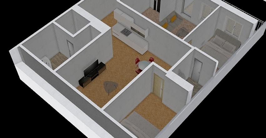 KE KOULCE 4.NP Interior Design Render