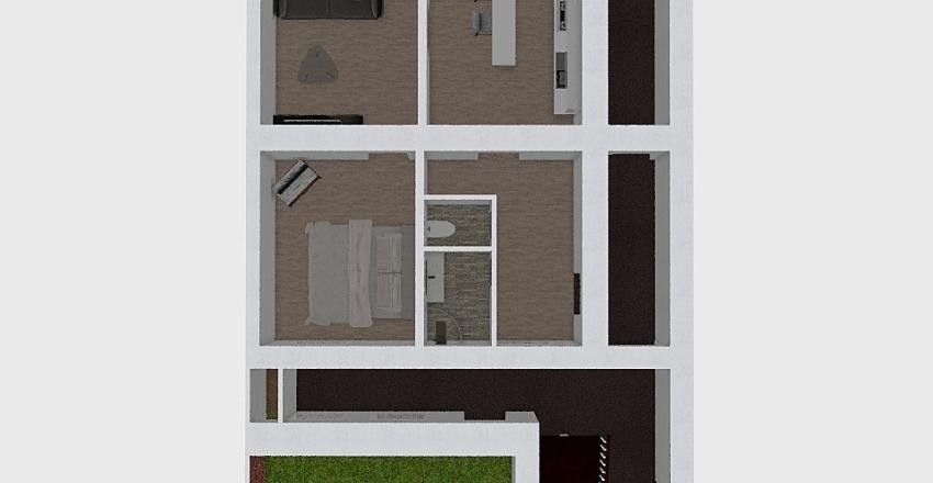 KE KOULCE 1NP Interior Design Render
