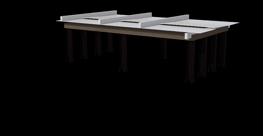 telhado nova iguaçu Interior Design Render