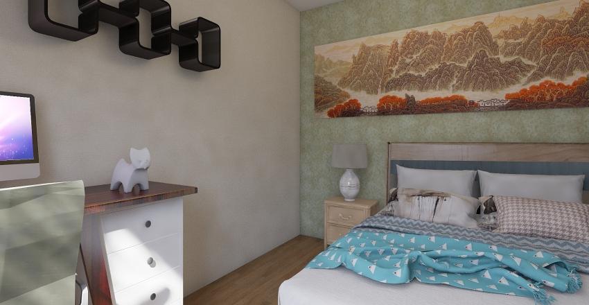 casa nova jan Interior Design Render