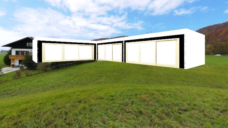 Rinawi - Option 2 Interior Design Render