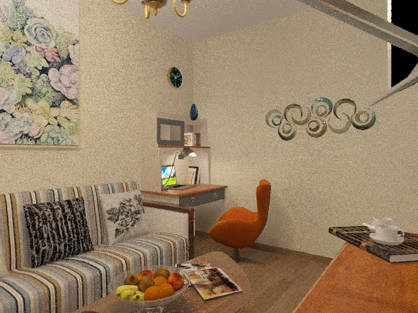 Project11 Interior Design Render