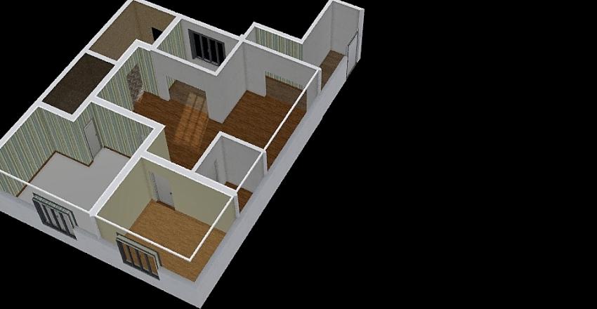 129N5F3 Interior Design Render