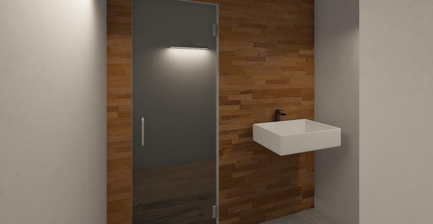 bath jan Interior Design Render