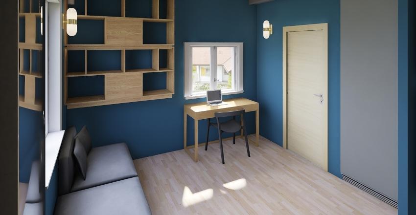 PetitGout RDC Interior Design Render